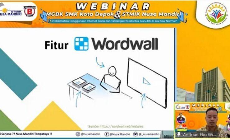 Webinar Fitur Wordwall