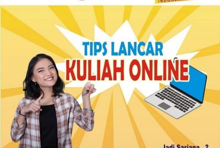 Tips Lancar Kuliah Online