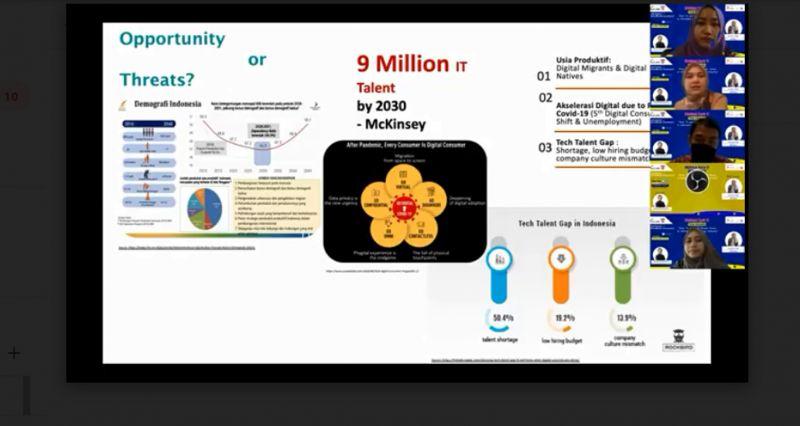 Virtual Sosialisasi Sertifikasi Kompetensi