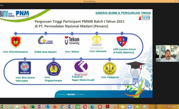 Mahasiswa STMIK Nusa Mandiri lolos seleksi magang