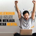Jenuh Belajar Online