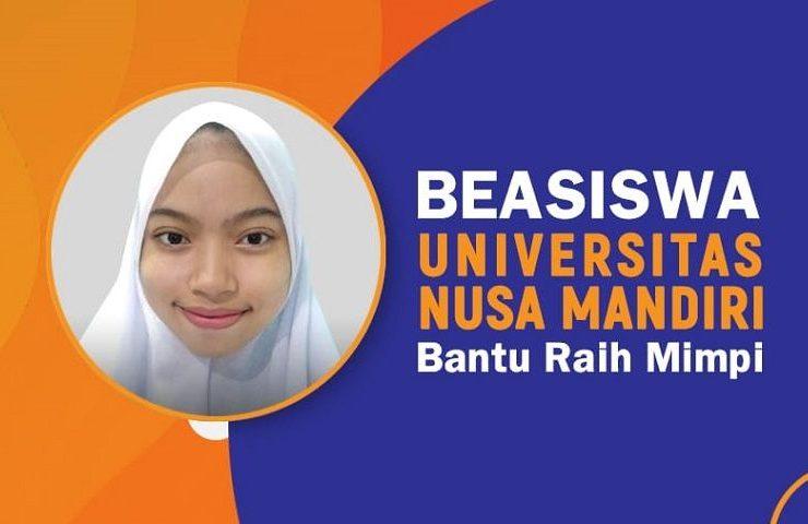 Nadya Ramadhani dapat beasiswa dari UNM