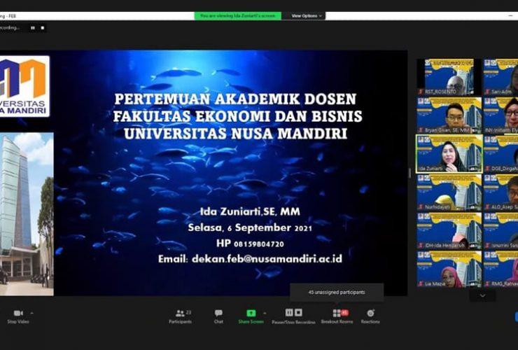Fakultas Ekonomi Bisnis UNM