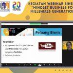Webinar sinergi dari NEC
