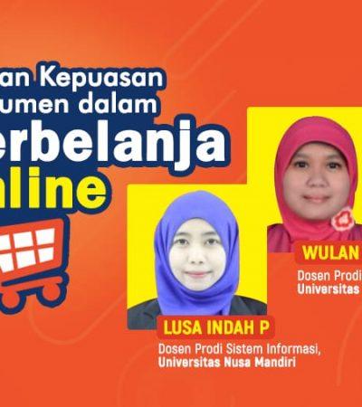 Dosen Universitas Nusa Mandiri