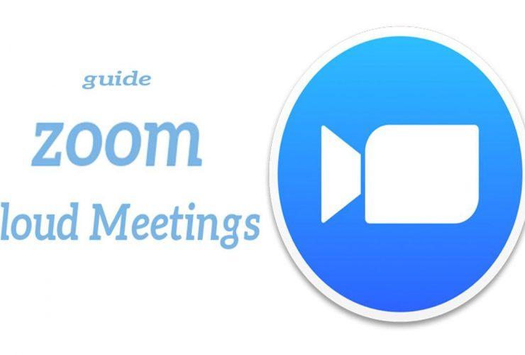 Aplikasi Zoom Cloud Meetings