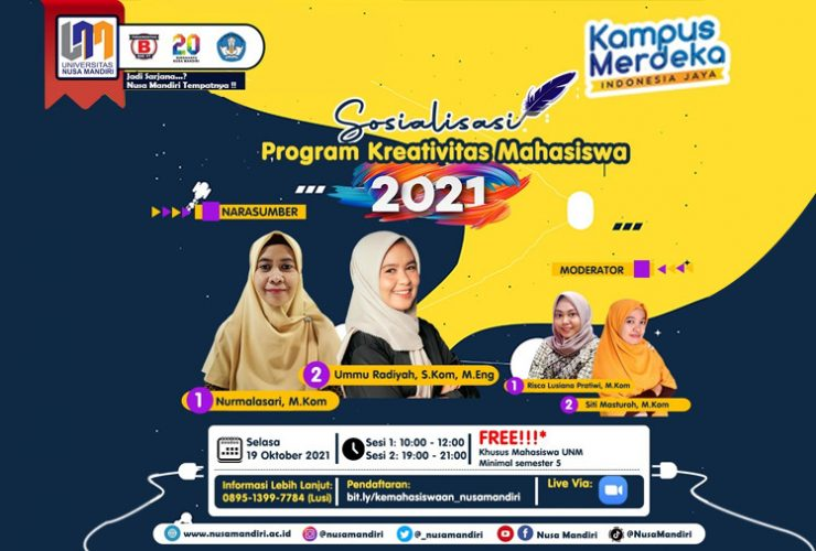 sosialisasi PKM 2022
